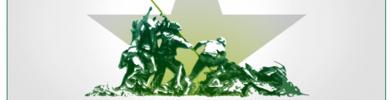 L'armée de verts